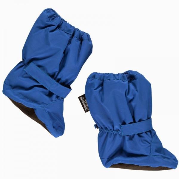 Minymo Nylon Thermo Booties Thunder60 kobalt blau - gefütterte Stiefelchen Footies