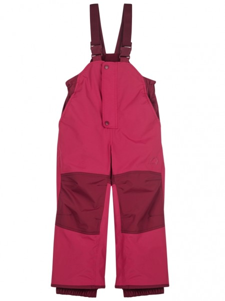 Finkid Toope Schneehose persian red/cabernet