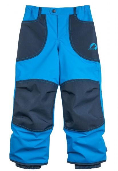 Finkid TOBI blue/navy Kinder Regenhose mit Po- und Knieverstärkung