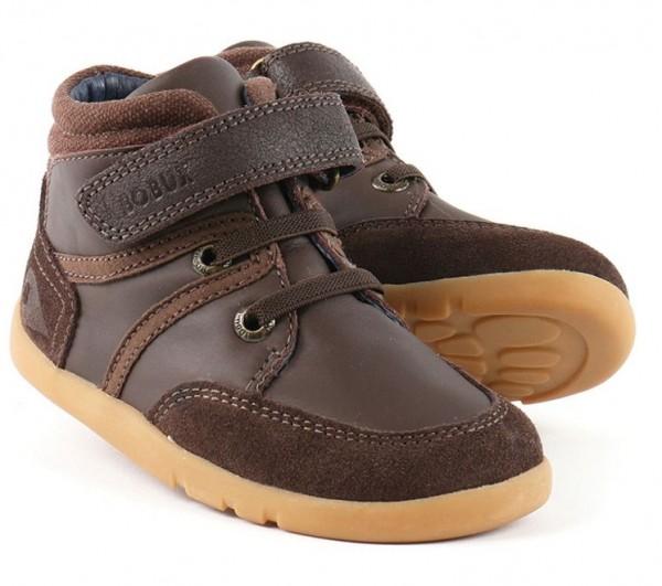Bobux Scoot Boots Stiefeletten espresso braun