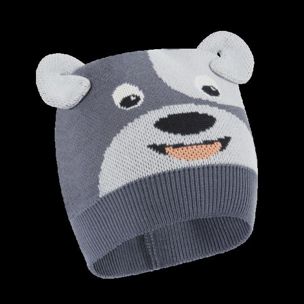 Affenzahn Mütze Hund aus Baumwolle