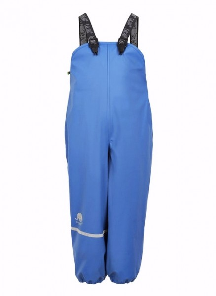 Celavi Thermo Regenhose MISTY BLUE mit Trägern