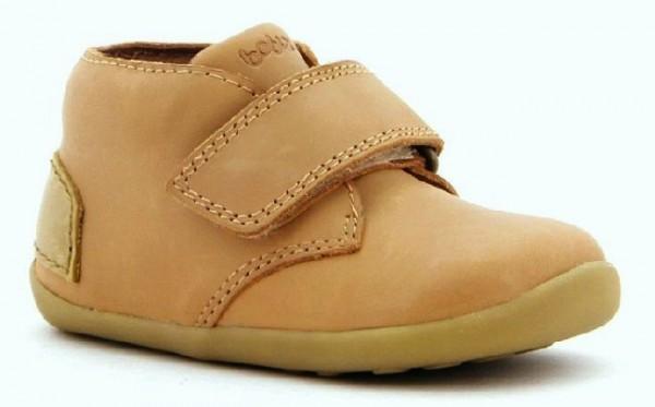 Bobux step Up Odyssey Boots hellbraun Lauflernschuhe
