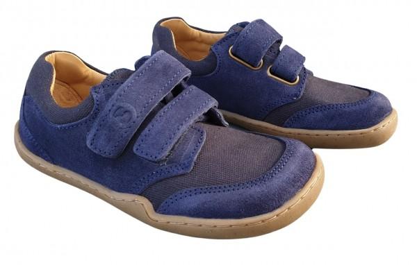 bLifestyle SKINK Sneaker marine blau Bio Barfußschuhe