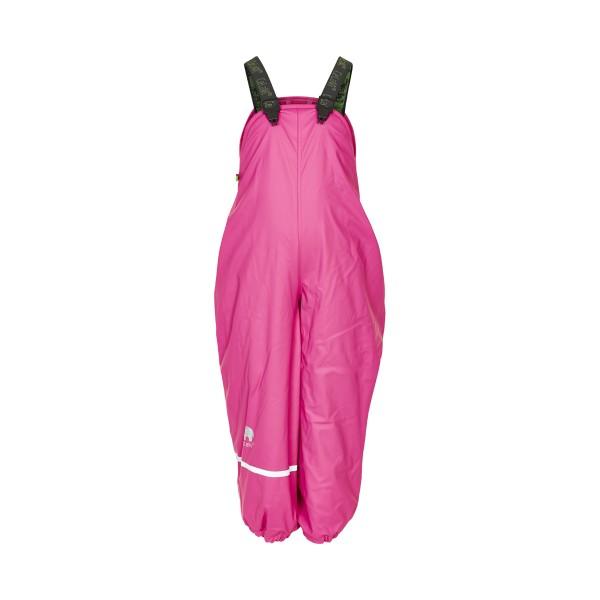 Celavi Thermo Matschhose mit Trägern pink