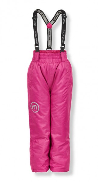 Minymo Skihose Le91 pink Thermo Schneehose atmungsaktiv