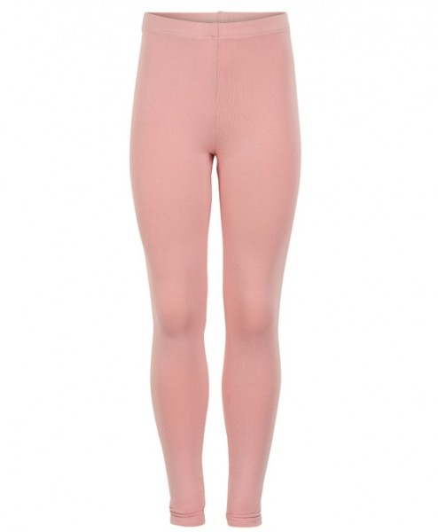 Minymo Bambus Mädchen Leggins rosa