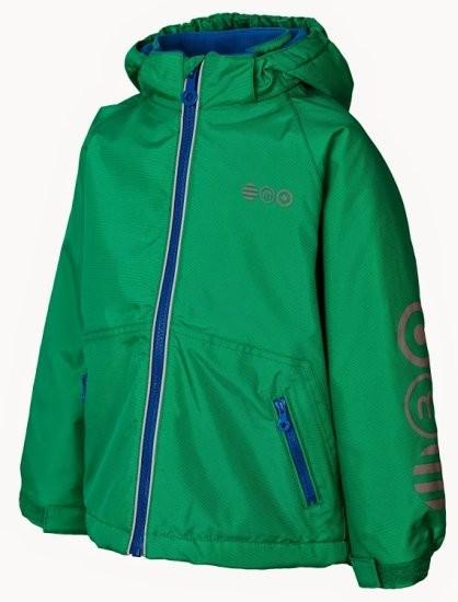 MINYMO Thunder30 smaragd grün Winterjacke Outdoorjacke atmungsaktiv