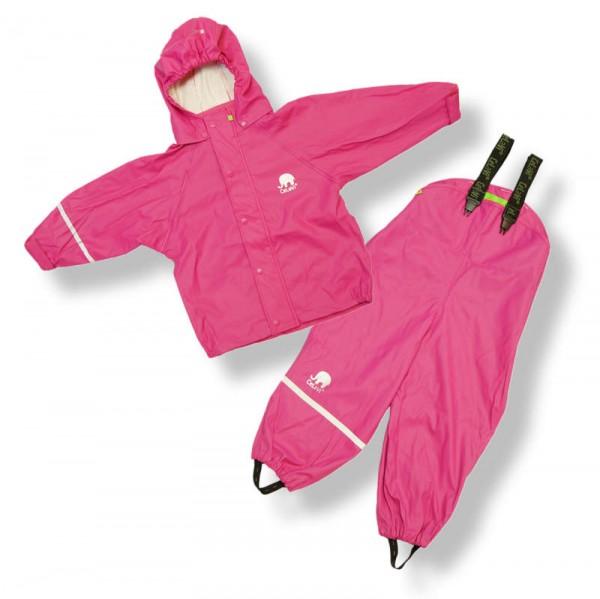 CeLaVi Regenanzug pink Regenhose + Regenjacke