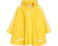 Kinder Regencape gelb extra lang Regenponcho