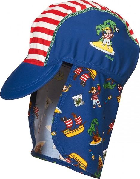 UV Schutz Strandhut Bademütze Sonnenmütze Pirateninsel