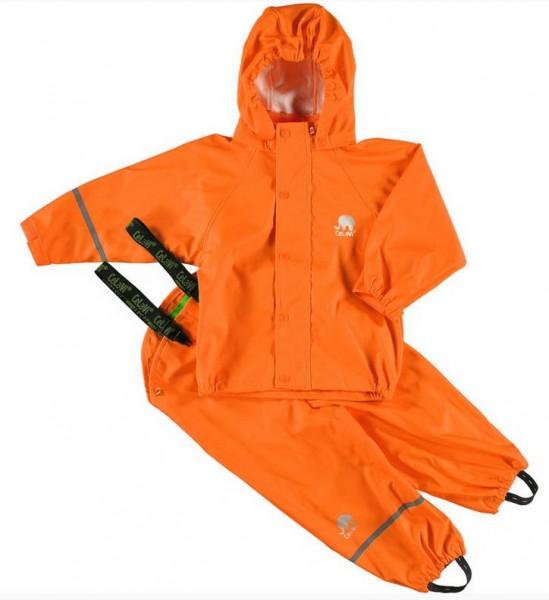 CeLaVi Regenanzug orange Regenhose + Regenjacke