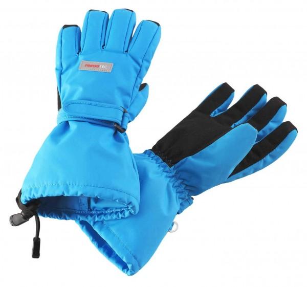 Reima Handschuhe KIITO türkis Fingerhandschuhe wasserdicht
