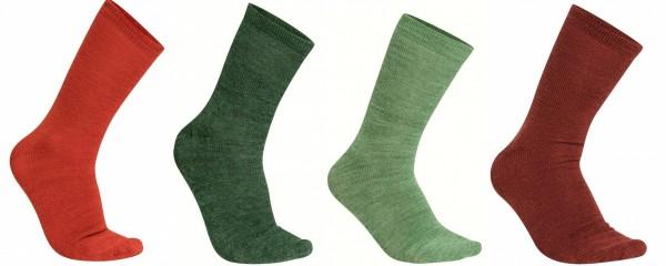 Woolpower Kinder Socken LINER Wollsocken 200