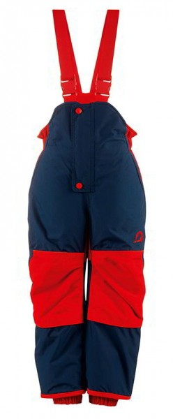 Finkid Toope Baby Schneehose navy/fire