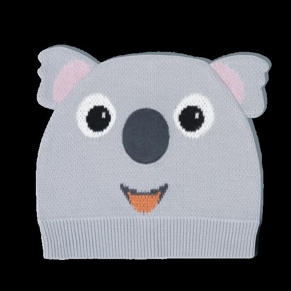 Affenzahn Mütze Koala aus Baumwolle