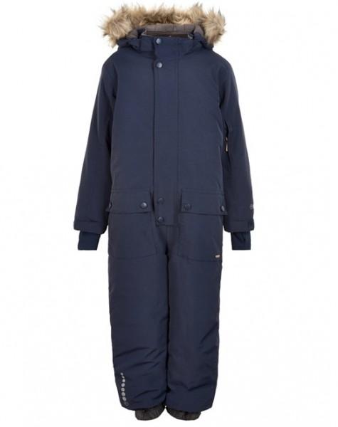 MINYMO Schneeanzug wasserdicht dunkelblau
