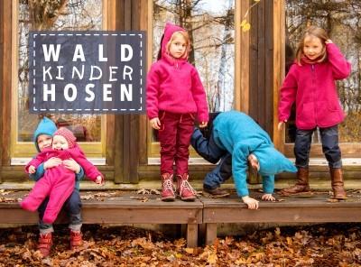 Outdoorhosen für den Waldkindergarten