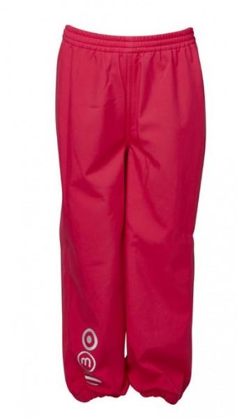 Minymo Mädchen Softshellhose rose red