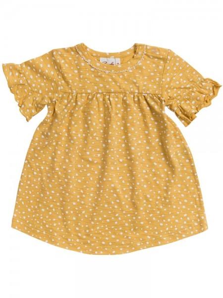 People wear Organic Jersey Sommerkleid maisgelbt Bio-Baumwolle