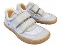 Koel Kinder Barfußschuhe Jorrin WEIT lichtgrau Sneaker