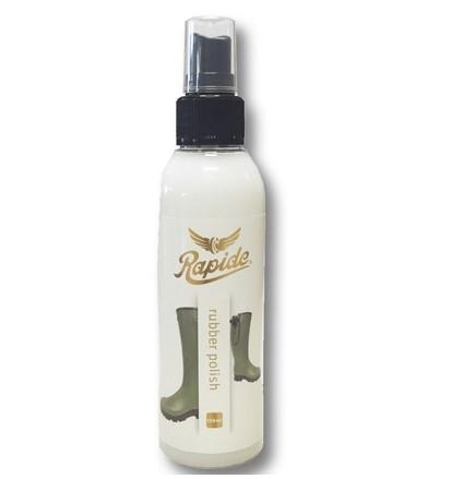 Rapide Gummistiefel Pflegespray für Kautschuk Gummistiefel Pflegemittel ( 150 ml )