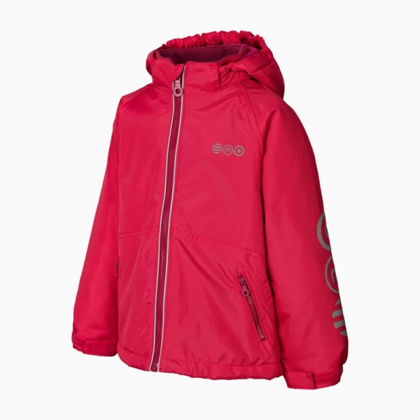 MINYMO Thunder30 raspberry pink Winterjacke Outdoorjacke atmungsaktiv