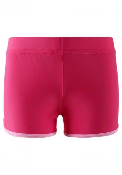Reima DOMINICA Mädchen Beach Pants Radlerhose pink mit UV Schutz