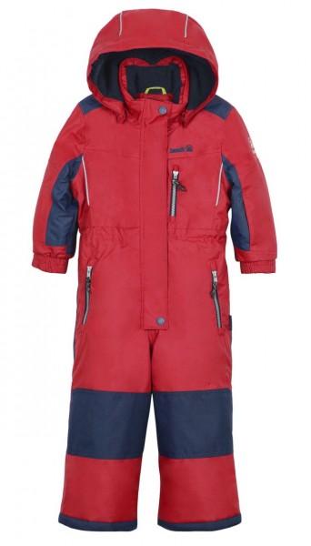 KAMIK Skianzug LAZER rot Kinder Schneeanzug