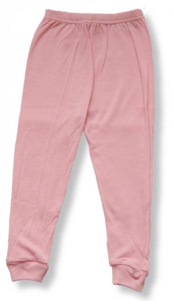 Celavi Legins lange Unterhose hell rosa Schurwolle