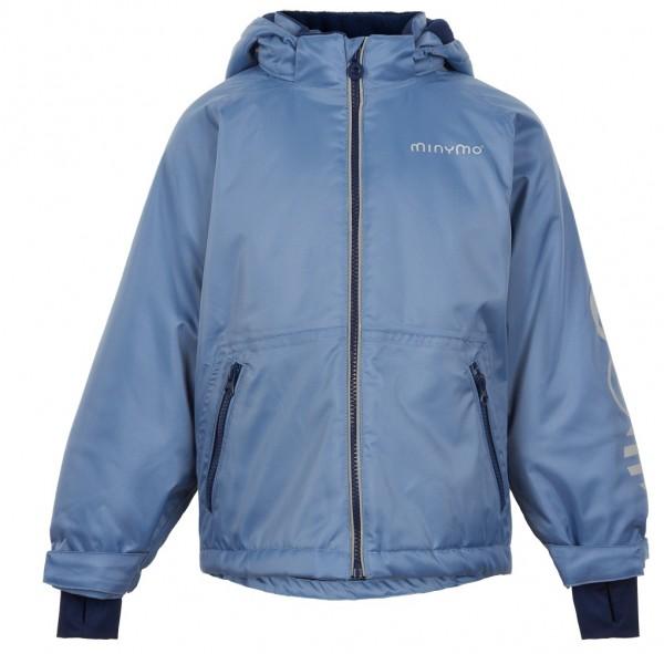 MINYMO Kinder Winterjacke Le90 coronet blue