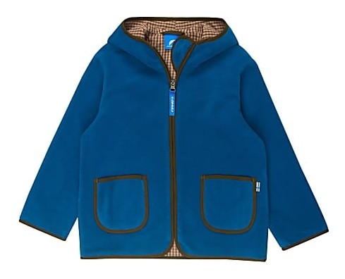 Finkid Tonttu seaport/beech Kinder Fleecejacke