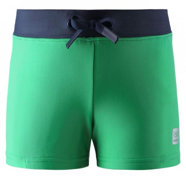 Reima Kinder Badehose Penang grün UV Schutz 50