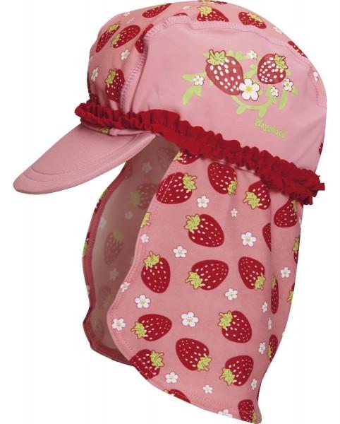 UV-Schutz Beach Sonnenmütze Erdbeeren