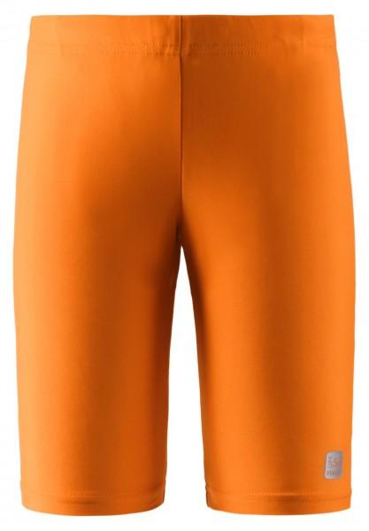 Reima Santorini Kinder UV Radler Surfershorts orange