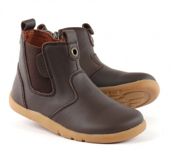 Bobux i walk Outback Ankle Boots espresso braun