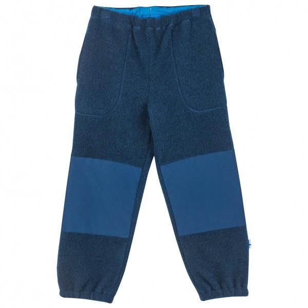 Finkid RETKI WOOL navy/nautic Kinder Wollfleecehose