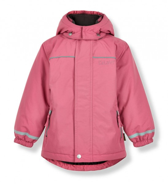 CELAVI Winterjacke rose wine Outdoorjacke atmungsaktiv