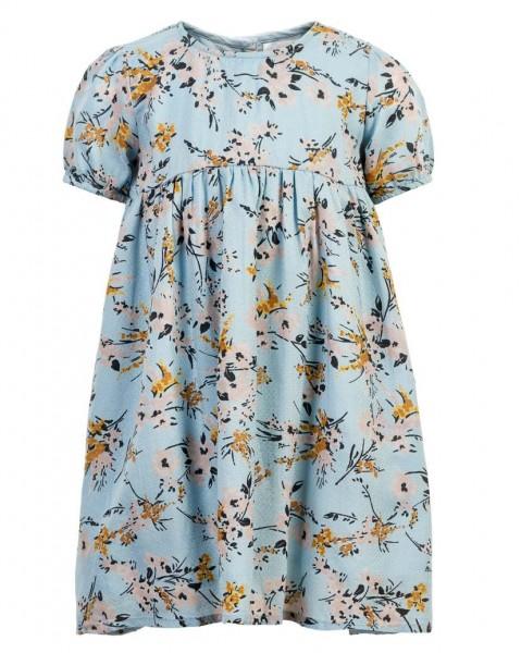 Creamie Kleid himmelblau Flowers