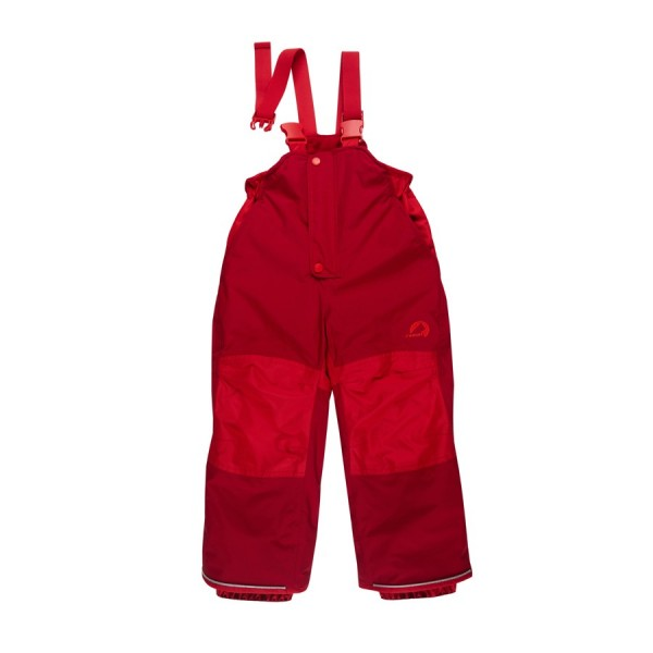 Finkid Toope pepper/red Skihose Outdoor Winterhose atmungsaktiv