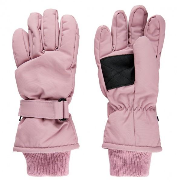 Minymo Fingerhandschuhe Thermo Handschuhe smoky rosa