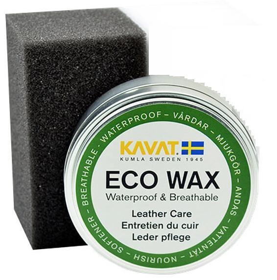 Kavat Eco Wax Schuhwachs Lederpflege Imprägnierung & Schuhpflege