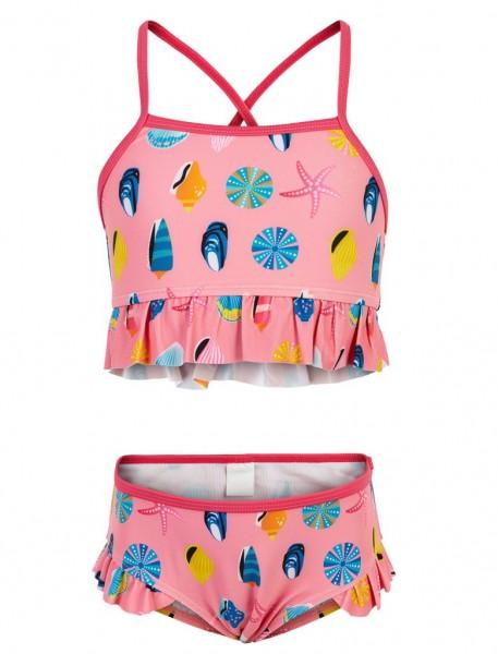 Color Kids KIKI Mädchen Bikini Beach rosa