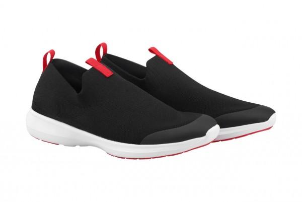 Reima Sneaker Bouncing schwarz Outdoor Sommerschuhe