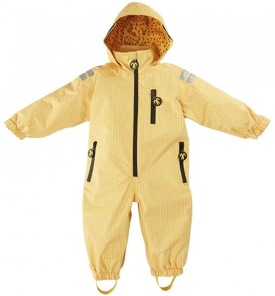 Ducksday Regenanzug gelb Regenoverall yellow Falcon