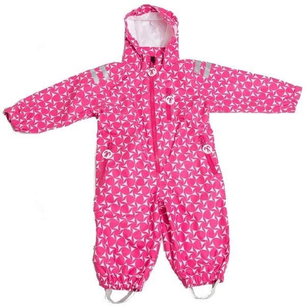 Ducksday Regenanzug pink Queen Regenoverall