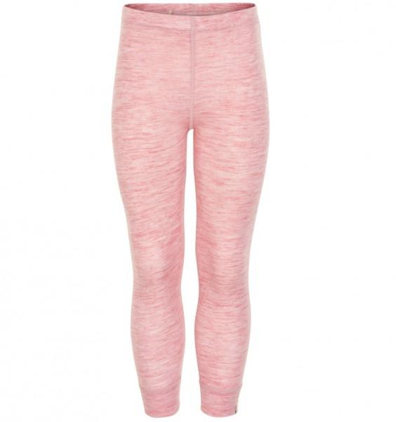 Celavi Mädchen Leggins rosa lange Unterhose Wolle