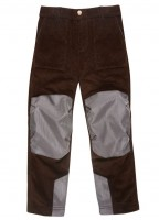 Finkid Kuukkeli Cargohose Outdoorhose choco/elephant
