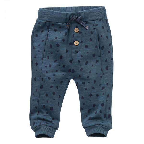 People Wear Organic Sweat-Pants Jogginghose petrol