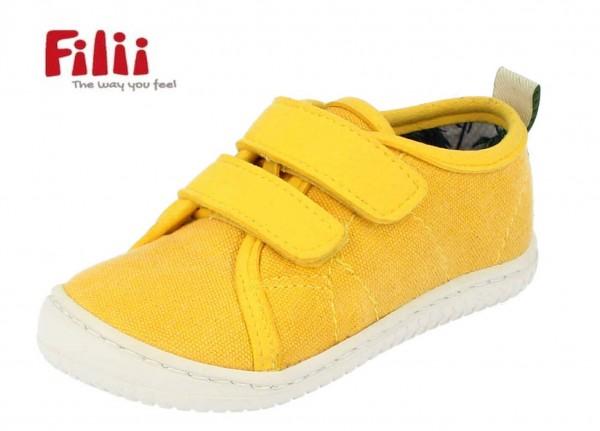 Filii O'AHU gelb Kinder Sommer Sneaker Baumwolle